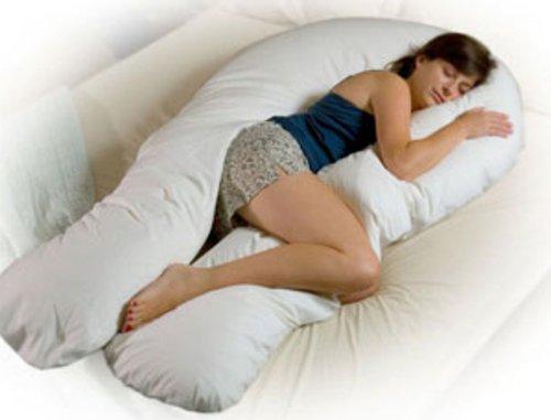 Almohadas de maternidad en forma de U