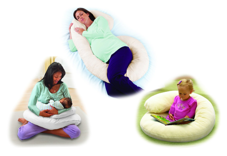 La almohada para el embarazo de Summer Infant