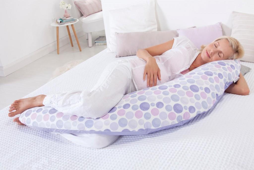 Lo que debes buscar en una almohada de embarazo