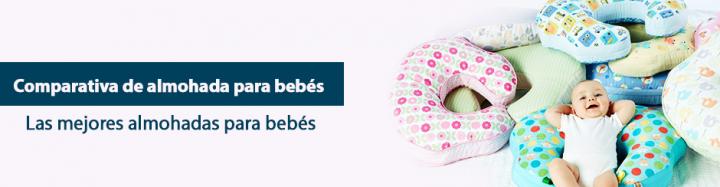 Comparativa de almohadas para bebes
