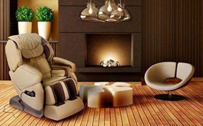 Las características del sillón de masaje Nirvana